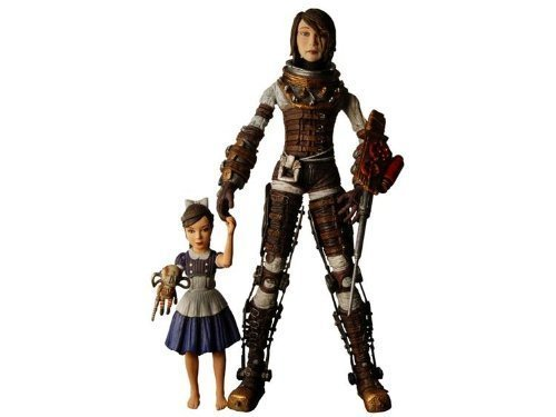 Player Select action figure / 2010 Comic Con limited / Eleanor Lamb (Big Sister Ann masked version) (from Bioshock 2)