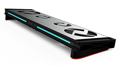 Advancing Gene Smart Laptop Cooler Cooling Pad for Alienware AW17R4, 2018 Improved Version