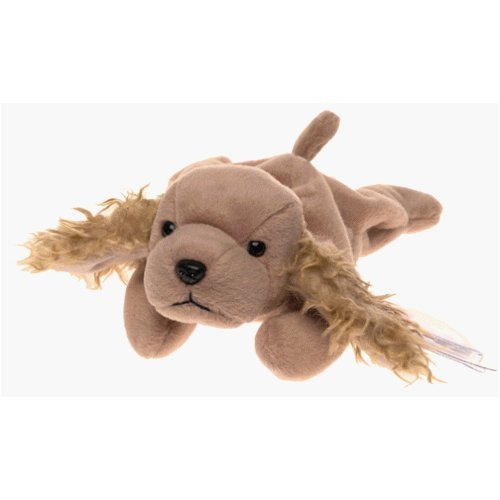 Ty Beanie Babies - Spunky the Cocker Spaniel ()