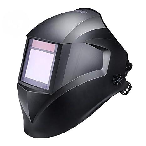 TACKLIFE PAHD Alimentado de Soldadura de Oscurecimiento Automático Máscara de Soldadores