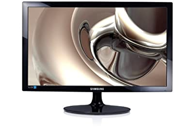"Samsung Simple LED 21.5"" Monitor with High Glossy Finish (S22D300NY)"