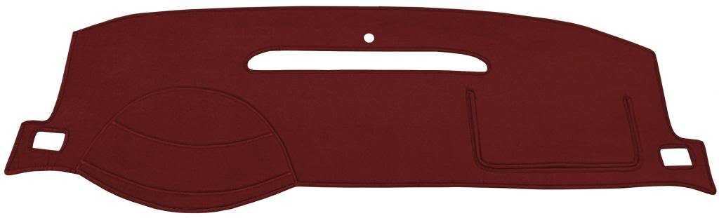 Seat Covers Unlimited Chevy Silverado Dash Cover Mat Pad - LT & WT - 2008-2012(Custom Velour Charcoal)