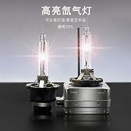 35W HID Xenon Headlight Bulb Replacement Lamp Car Light 5000K 6000K 8000K 10000K