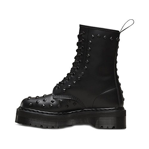 Martens Black 1490 Stud Smooth Dr 4wgFfqSx