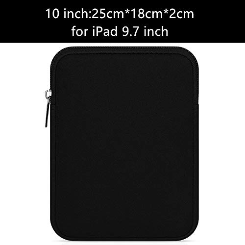 (Wall of Dragon Soft Tablet Liner Sleeve Pouch Bag for Kindle Case for iPad Mini 1/2/3/4 Air 1/2 Pro 9.7 Cover for New iPad)