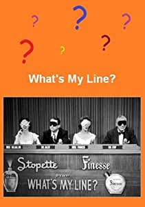 What's My Line ? - The Classic Game Show