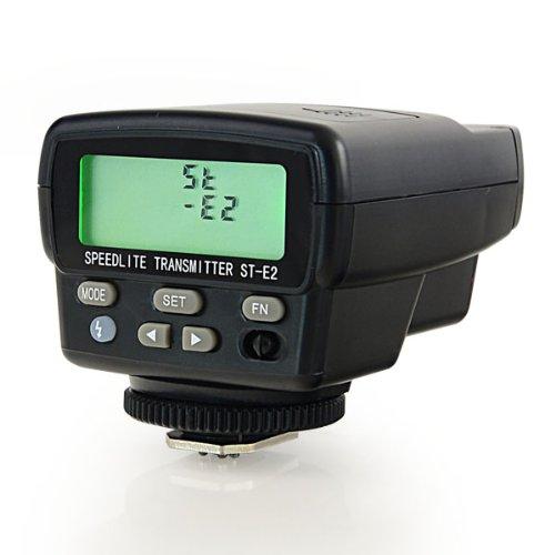 [MENGS] ST-E2 E-TTLスピードライトワイヤレス赤外線トランスミッター Canon カメラ用の商品画像