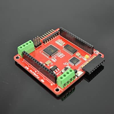RGB Matrix LED Driver shield Magic Rainbow Colorduino V2.0 ATmega 328P DIY