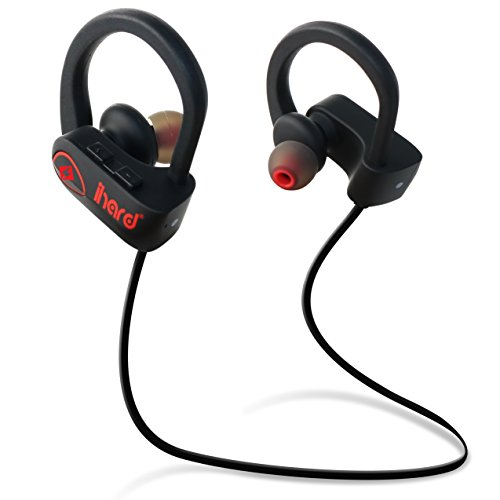 Wireless Headphones Bluetooth Earbuds Water Resistant product image