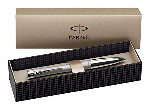 Parker - Urban Fashion Silver CT Ballpoint, Twist Mechanism.