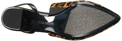 Calvin Klein Women's Ginetta Pump Leopard wide range of cheap online largest supplier online SMLjMv