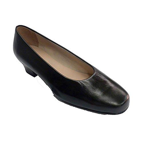 De Tipo Comodo Negro Salon Roldán En Zapato Muy Azafata wPiOkZulXT