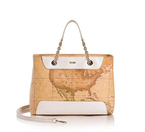 Handbag | Alviero Martini 1^ classe | Marigold | 31,5 x 24 x 13 cm