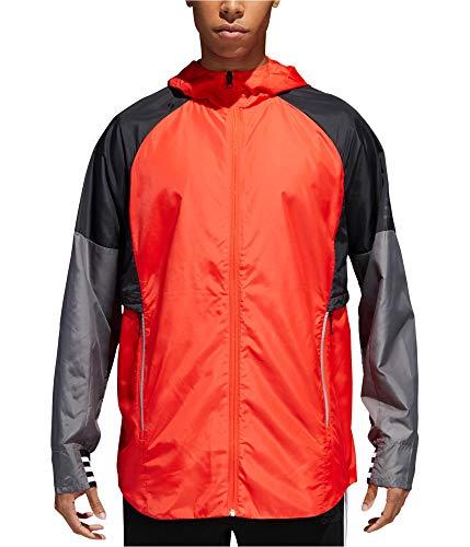 adidas Athlete ID Jacket - Men's Multi-Sport M Hi Res Red -
