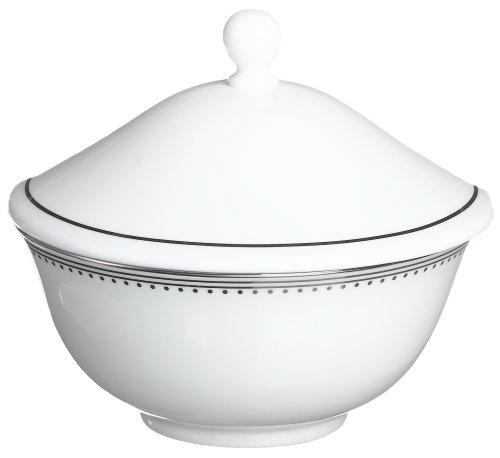 Vera Wang by Wedgwood Grosgrain Covered Rice Bowl