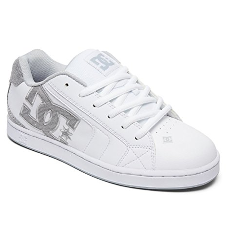 White Zapatillas Shoes White DC de Grey para Lt hombre deporte nYq7xxT5