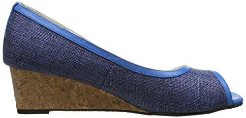 Annie Skor Kvinna Artist Sandal Jeansblå