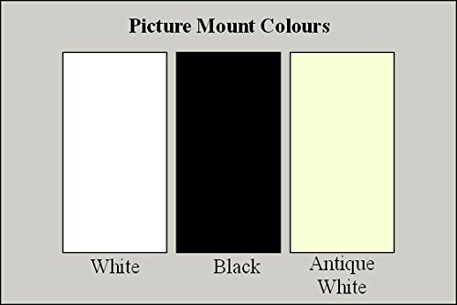 para Colgar. Tailored Frames-White Cuadrado dise/ño Marcos de Fotos tama/ño 50/x 40/cm para 40/x 30/cm con Soporte de Color Blanco Envejecido