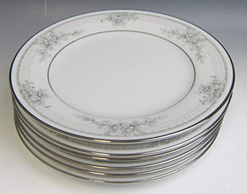 Bread Plate China Noritake - Lot of 6 Noritake China SWEET LEILANI Bread & Butter Plates EXCELLENT