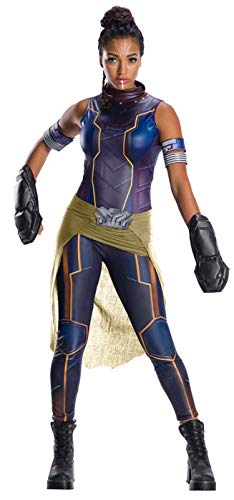 Rubie's Women's Standard Deluxe Shuri Costume, As As Shown, Medium -