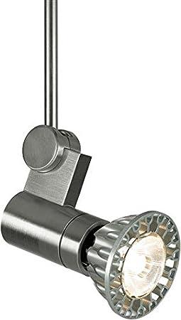 9.35 x 5.95 x 5.95 Tech Lighting 700MO2ROT06S Two-Circuit Monorail-Roto Head 6 Satin Nickel Finish 9.35 x 5.95 x 5.95 Lumtopia--DROPSHIP