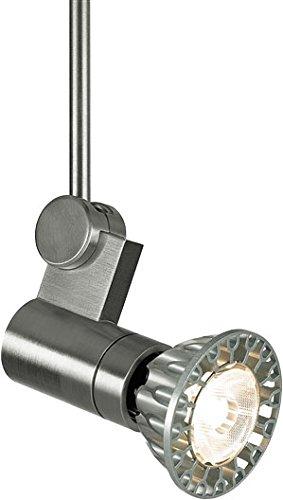 (Tech Lighting 700MPROT06S, Roto Mini Low Volt Cylinder Pendant, 1 Light Halogen, Nickel)