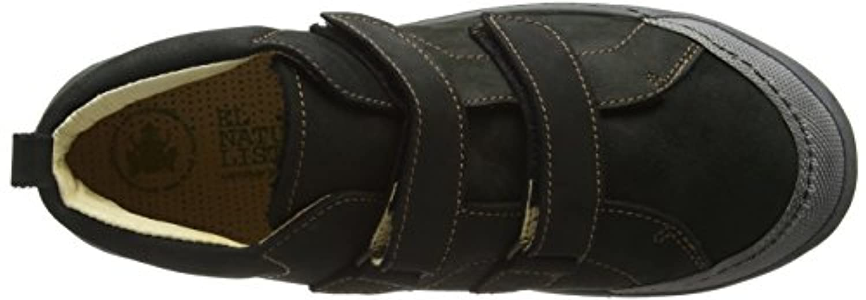 El Naturalista Kids Boys' Ankarana Chukka Boots, Black (Black), 1 UK 33 EU