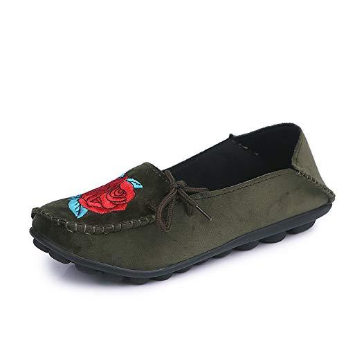 couleur Chaussures 39 Eu Vert Gris Taille Qiusa x0a5qrawU