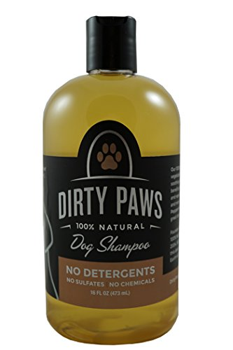- Dirty Paws Dog Shampoo