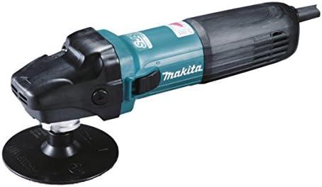 Makita SA5040C Lijadora De Disco 125 Mm 1400 W Negro Azul