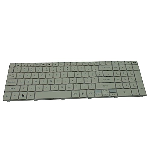 S-Union White Laptop US Keyboard for ACER eMachines E440 E640 E642 E642G E644 E644G E732 G640 G730 G730G G730ZG G730Z Series