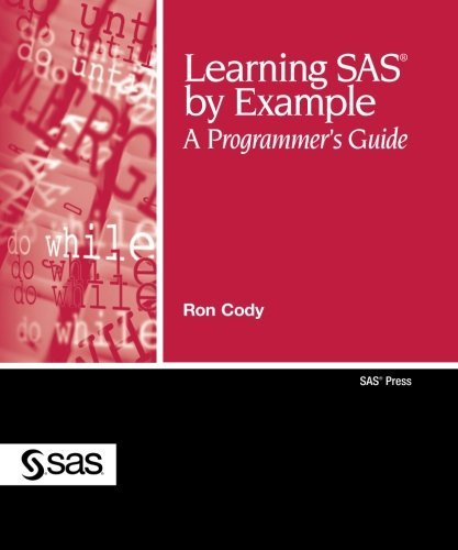Learning SAS by Example: A Programmer