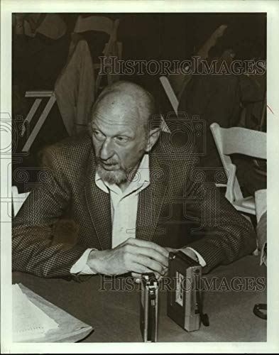 Vintage Photos 1981 Press Photo Irvin Kershner, Director of The Empire Strikes Back.