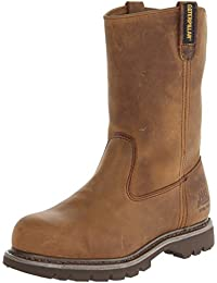 Women's Revolver Steel Toe Work Boot