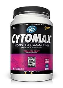 CytoSport Cytomax Sports Performance Mix, Tropical Fruit, 4.5 Pound