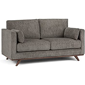 Amazon.com: benchcraft chento Loveseat en gris – 6280235 ...