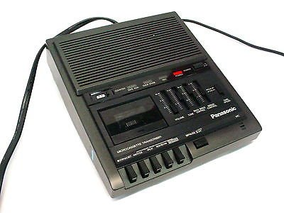 """Panasonic RR-930 Transcriber """"BASE UNIT ONLY"""" 1 (ONE) year guarantee. $50 Credit for your old machine."""