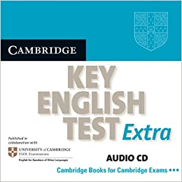 Cambridge Key English Test Extra Audio CD (KET Practice