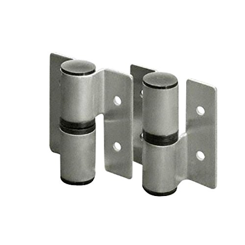 TPH Supply, Stamped Stainless Steel, Surface Mounted Door Hinges, 0817 by TPH Supply