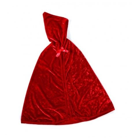 Great Pretenders Little Red Riding Cape - Little Red Costumes