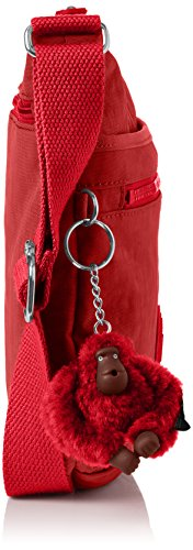 Female Cross Spicy C Kipling Red Bag Red Arto body 4BnddwpZ