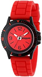 Quiksilver Kids' QWBA001-RED Smaller Analog Fashion Watch