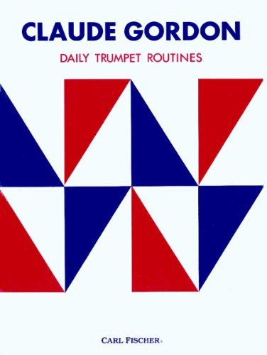 O4945 - Daily Trumpet Routines - Gordon -