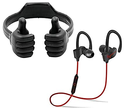 9abb85fcc99 Cospex Qc-10 Bluetooth V4.1 Sports Jogger Bluetooth: Amazon.in: Electronics