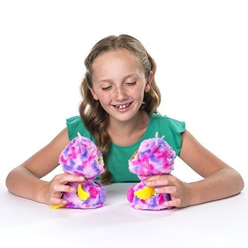 Hatchimals Surprise – Giraven – Hatching Egg with Surprise Twin Interactive Hatchimal Creatures by Spin Master