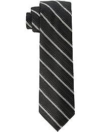 Haggar mens big-tall Big-tall Stripe Necktie - Extra Long