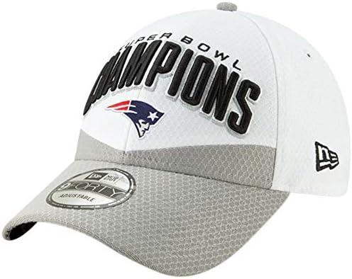 7389b423 New England Patriots Super Bowl LIII Champions Locker Room Hats