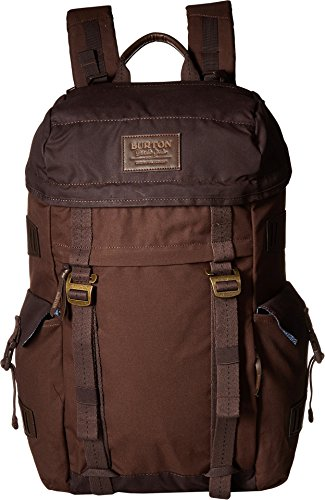 Burton  Men's Annex Pack Cocoa Brown Waxed Canvas One Size from Burton