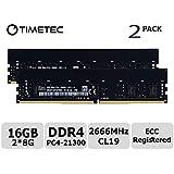 Timetec Hynix IC 16GB DDR4 2400MHz PC4-19200...