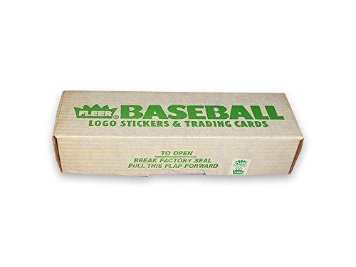 1988 Fleer Complete Hobby Set (Factory Sealed) (MLB - Baseball - 672 Cards - Tom Glavine RC)